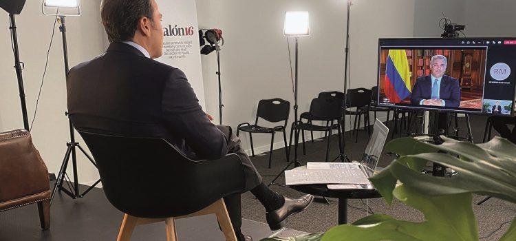 entrevista Iván Duque