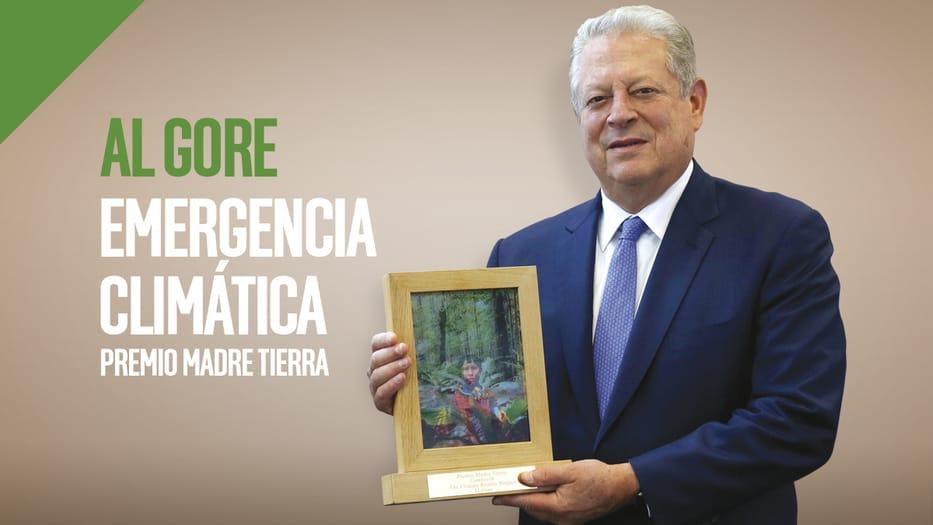 Al Gore Emergencia Climática
